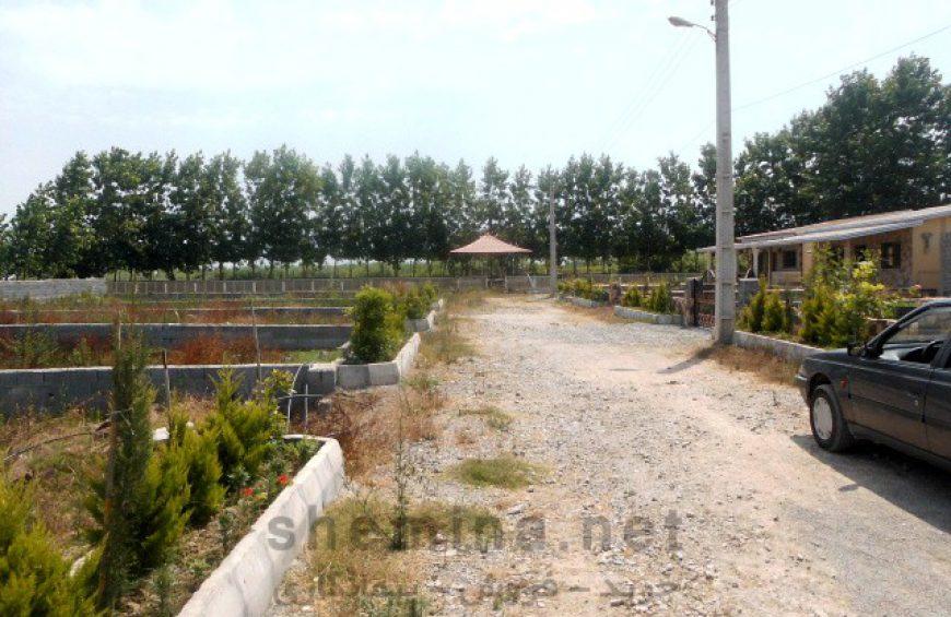 فروش زمین در محمود آباد