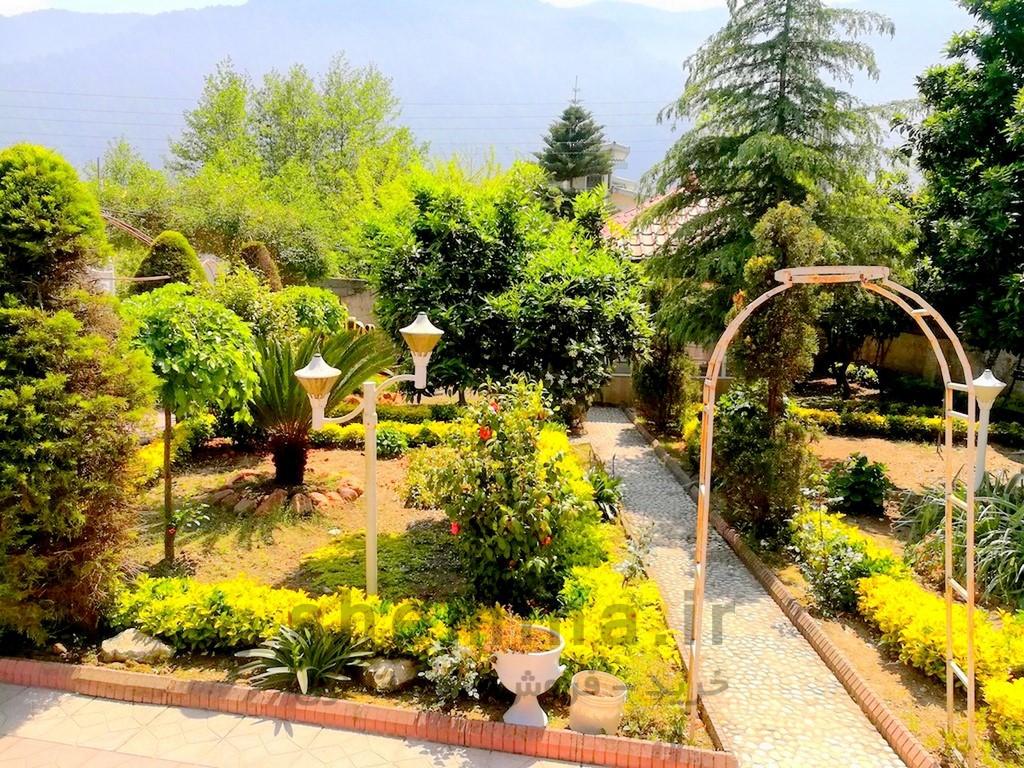 خرید باغ ویلا در نوشهر