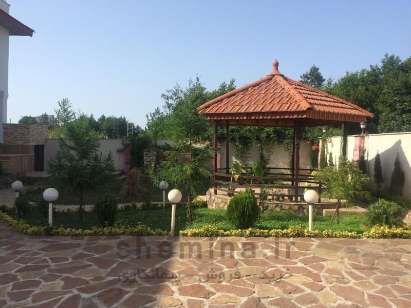 فروش ویلا در چلک – نوشهر