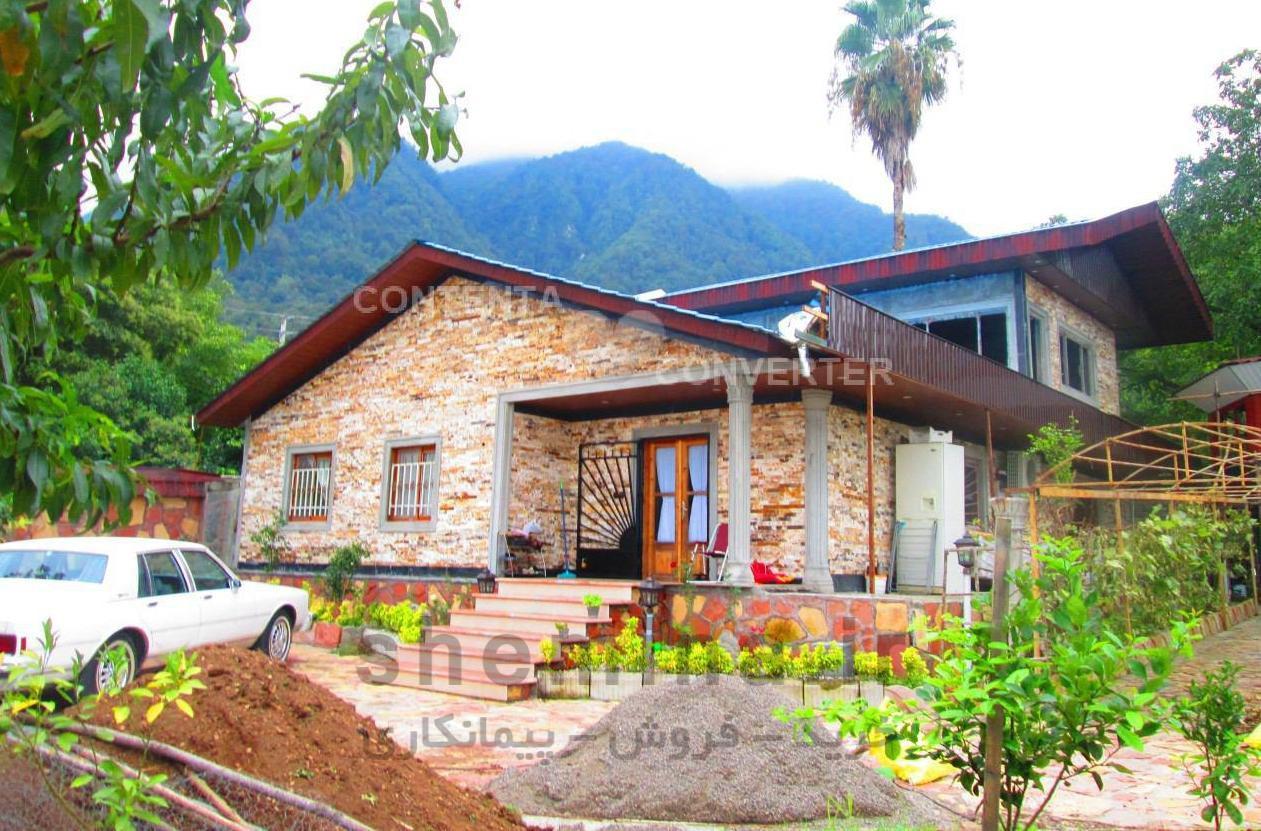 فروش باغ ویلا در نوشهر – چلندر