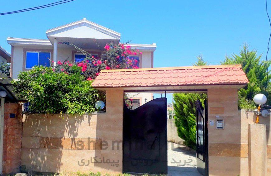 خرید ویلا ساحلی در محمود آباد