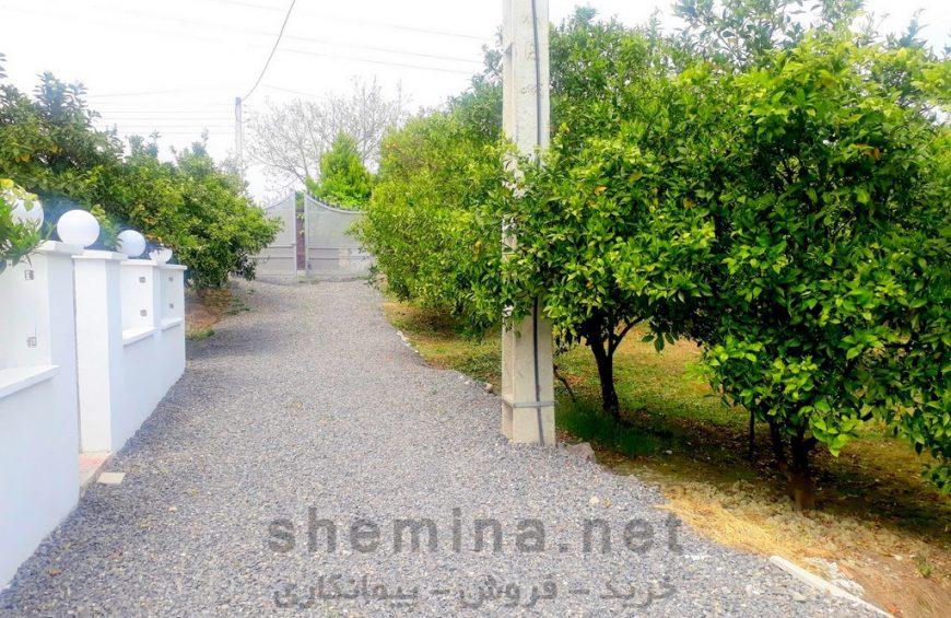 خرید ویلا جنگلی در نوشهر