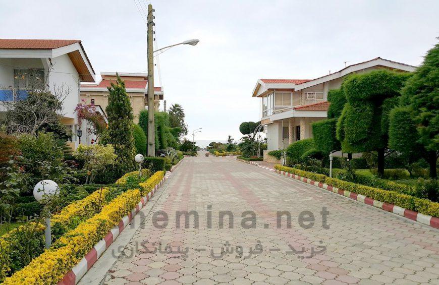 خرید ویلا ساحلی در نوشهر