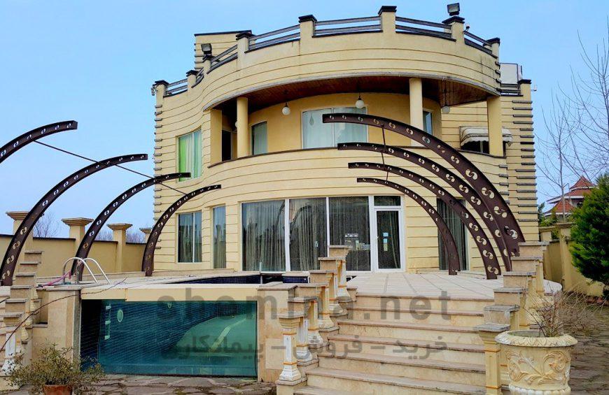 خرید ویلا استخردار در نوشهر نجارده