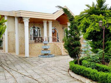 خرید باغ ویلا در نوشهر چلک