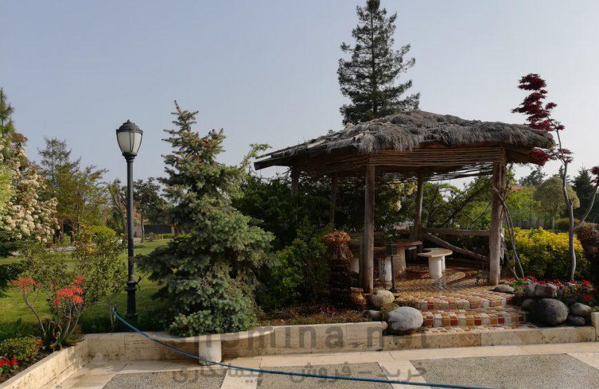 خرید ویلا باغ لوکس در رویان