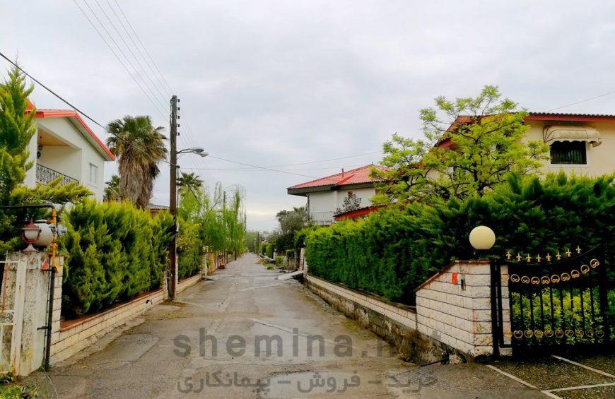 فروش ویلا شهرکی در نوشهر