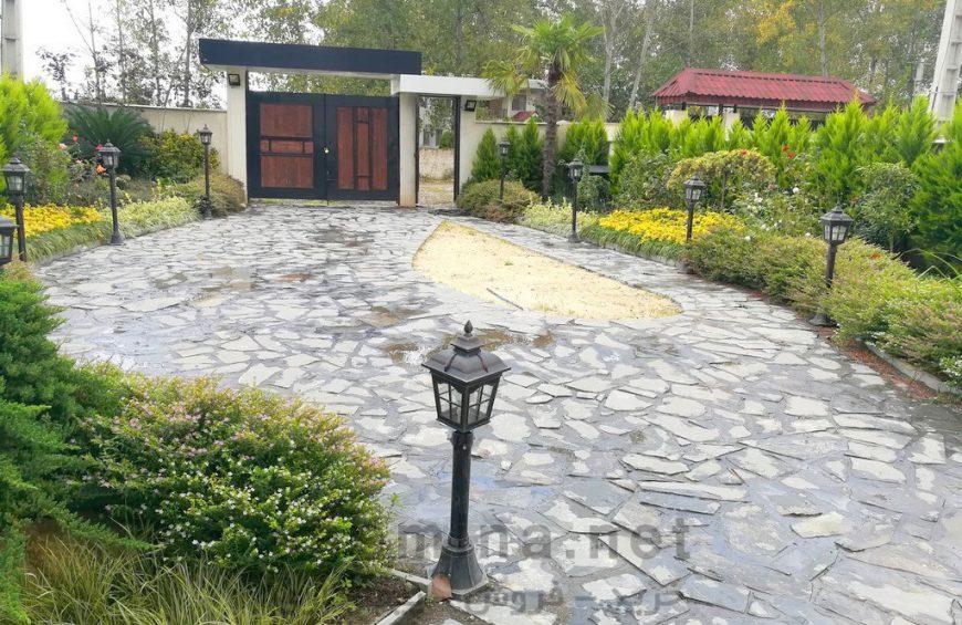 خرید ویلا باغ در نوشهر