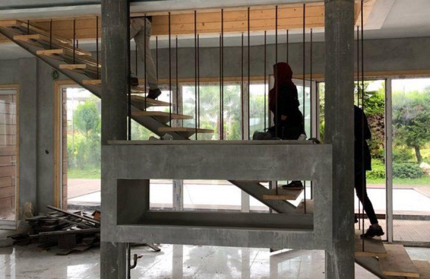 خرید ویلا در رویان استخردار