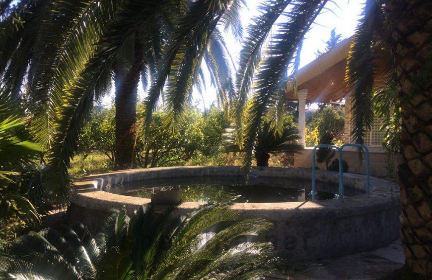 فروش باغ ویلا در رویان