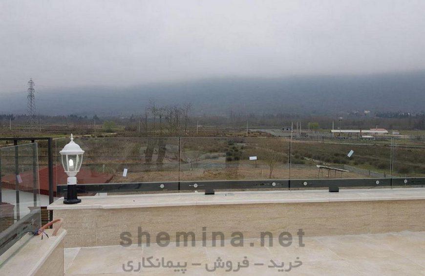 خرید ویلا در نوشهر با روف گاردن