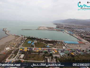 موقعیت استراتژی شهر نوشهر