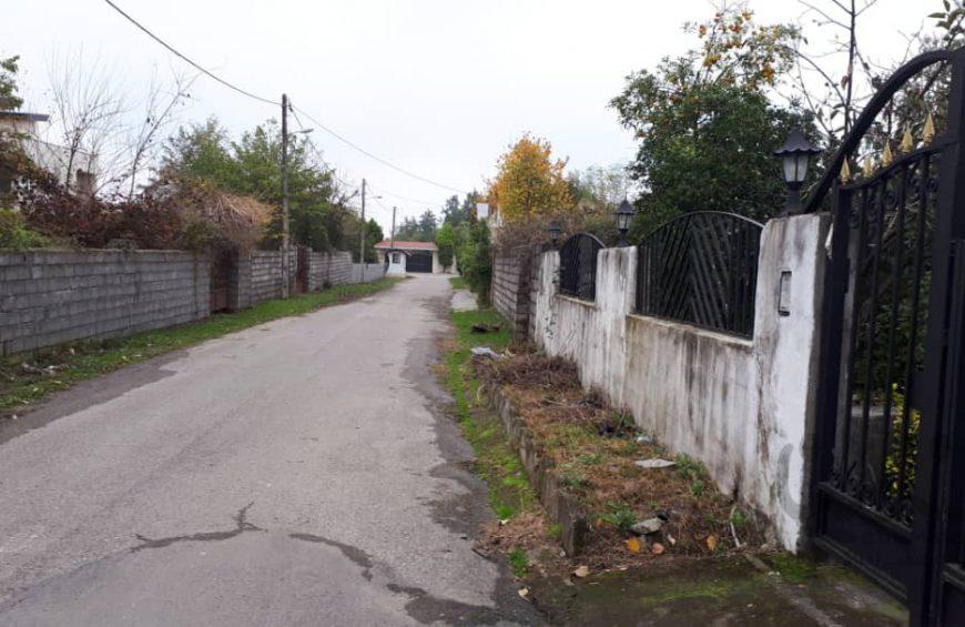 فروش زمین مسکونی در عباس آباد – محمدحسین آباد
