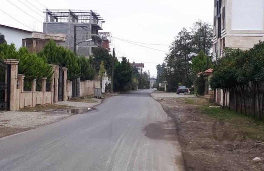فروش زمین شهرکی در کرکاس عباس آباد