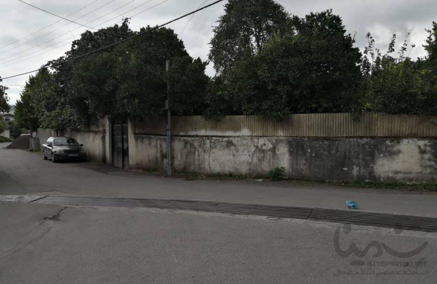 فروش زمین در عباس آباد – کرکاس