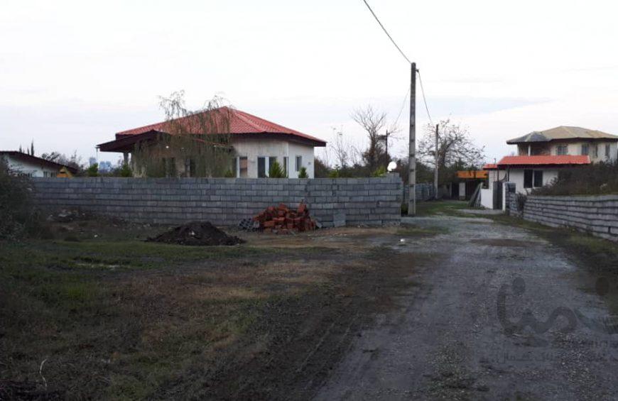 خرید زمین در امرج کلا عباس آباد