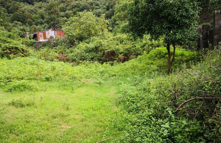 خرید زمین در اسبچین – متل قو با چشم انداز عالی