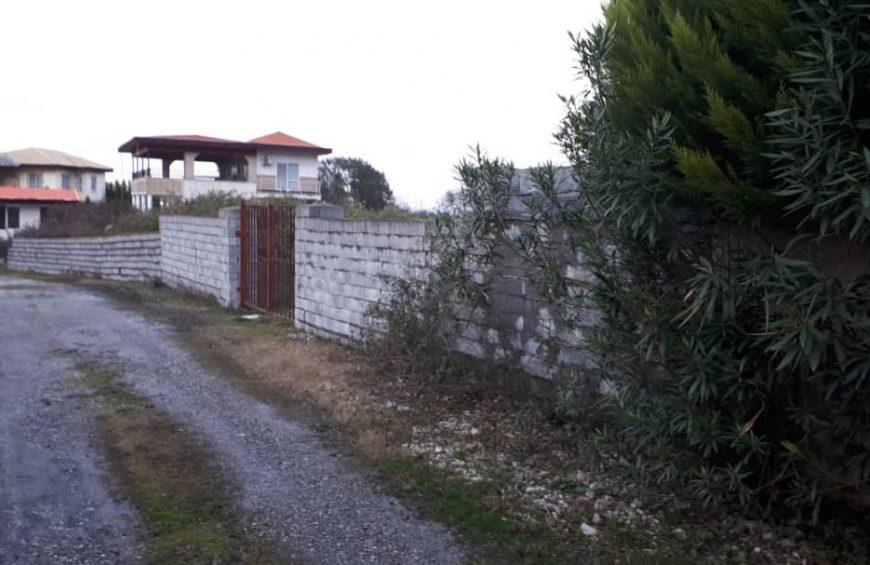 فروش زمین مسکونی در دانیال – متل قو