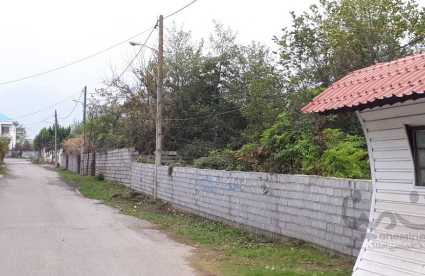 فروش زمین در خیابان آرا متل قو
