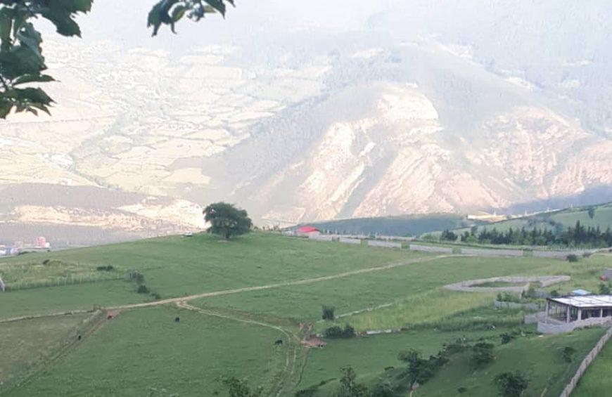 فروش زمین در مرزن آباد-کلاک